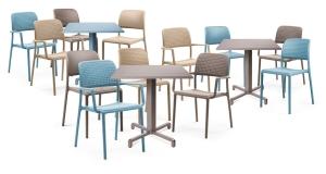 כסאות פלסטיק תוצרת נרדי איטליה